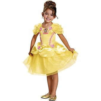 Belle Toddler Costume Disney