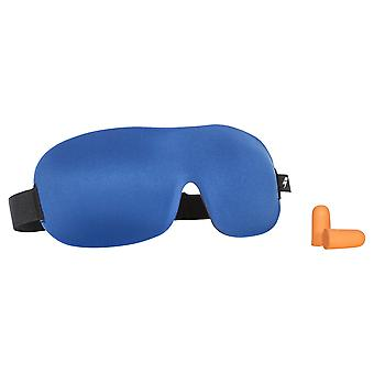 Trespass Kip Eye Mask And Ear Plug Set