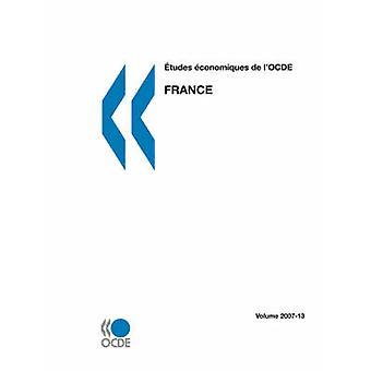 höjd och drar fartygen conomiques de lOCDE Frankrike volym 200713 av OECD Publishing