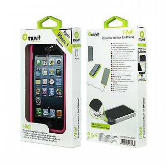 Founded iBelt (Bumper) Apple iPhone 5/5S Muvit