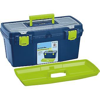 Pro Art Storage Box W/Organizer Top-19