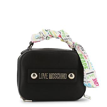 Love Moschino Women Black Handbags -- JC42511088