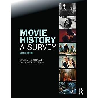 Movie History - A Survey (2nd Revised edition) by Douglas Gomery - Cla