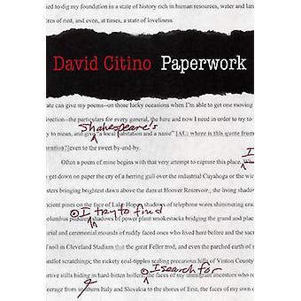 Paperwork by David John Citino - 9780873387842 Book