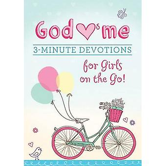 God Hearts Me - 3-Minute Devotions for Girls on the Go! by MariLee Par