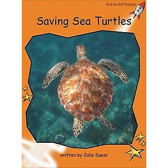 Saving Sea Turtles by Julie Suess - 9781776541829 Book