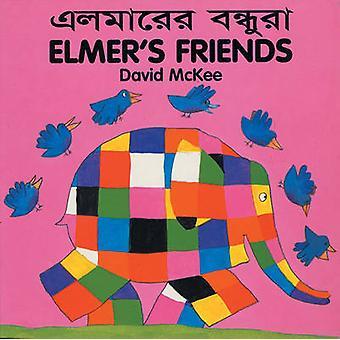 Elmer's Friends (New edition) by David McKee - Kanai Datta - 97818405