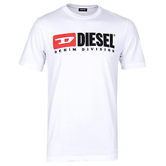 Diesel Just-Division White T-Shirt