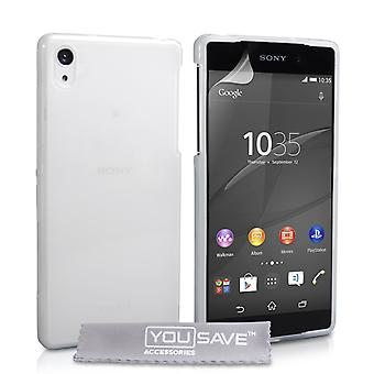 YouSave Sony Xperia Z4 Compact Silicone Gel Case Clear