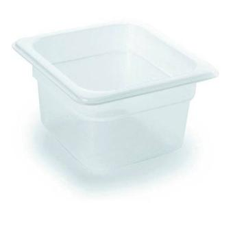 Lacor Container gn 1/6 polypropyle 176x162x100mmm