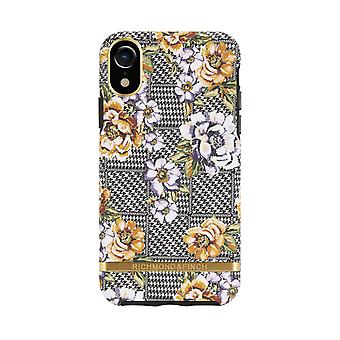 Richmond & Finch Shells for IPhone XR-Floral Tweed