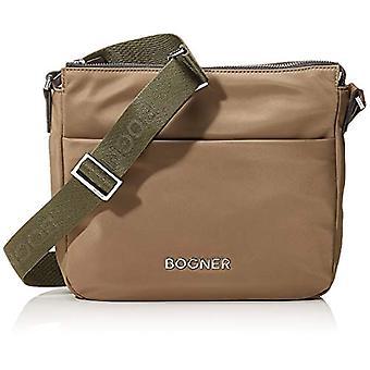 Bogner 4190000201 Brown Women's shoulder bag (khaki 603)) 8.5x22x26cm (B x H x T)