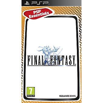 Final Fantasy 1 - Essentiels (PSP) - Usine scellée