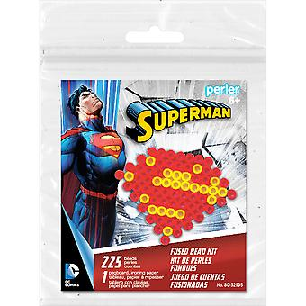 Perler Fused Bead Trial Kit-Superman 80-52995