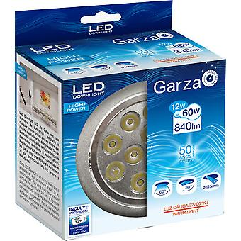 Garza Recessed Led Hp 27K 12W 840lm 60 Aluminum (Home , Lighting , Light bulbs and pipes)