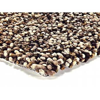 Tashen chocolate A blend of browns and beige Rectangle Rugs Plain/Nearly Plain Rugs