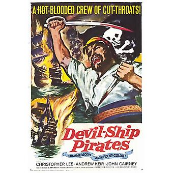 Devil-Ship Pirates Movie Poster Print (27 x 40)
