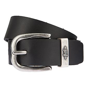 LLOYD Men's belt belts men's belts leather belts men's leather belts black 2618