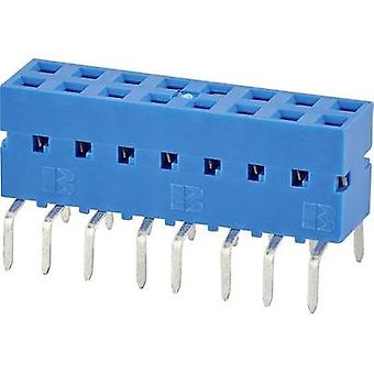 Receptacles (standard) No. of rows: 2 Pins per row: 13 FCI 71991-313LF 1 pc(s)
