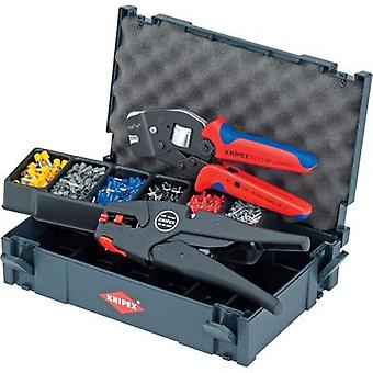 Knipex 97 90 12 Crimp Assortments for End Sleeves