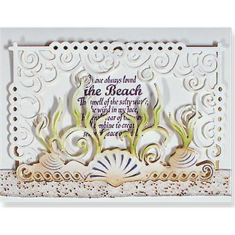 Spellbinders Shapeabilities Dies-Sea Life Accents S4671