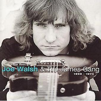 The Best of Joe Walsh & The James Gang 1969-1974 by Joe Walsh & The Jame