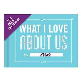 FITB: Us (Fill-in-the-Blank Journal Series) (Hardcover) by Knock Knock