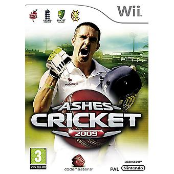 Ashes Cricket 09 Nintendo Wii Spiel