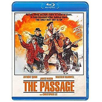 Passage [Blu-ray] USA importerer
