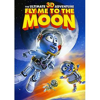 Fly Me to the Moon 3D/2D [BLU-RAY] USA import
