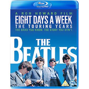 The Beatles - acht dagen (Bd) [Blu-ray] USA import
