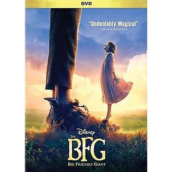Bfg [DVD] USA import