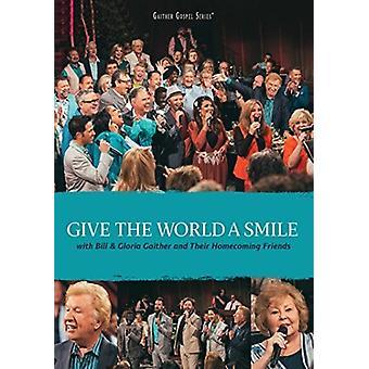Gaither, Bill & Glori - Give verden a(Gm) [DVD] USA importen