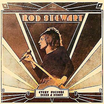 Rod Stewart - hvert billede fortæller [Vinyl] USA importerer