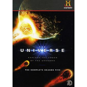 Univers - l'univers : The Complete saison 5 [2 disques] importation USA [DVD]