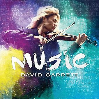 David Garrett - musik [CD] USA import
