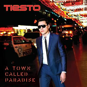 Tiesto - en stad kallas Paradise [CD] USA import