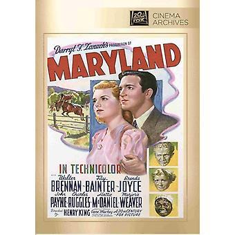 Maryland [DVD] USA import