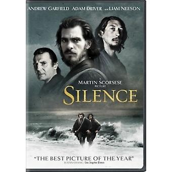 Silence [DVD] USA import