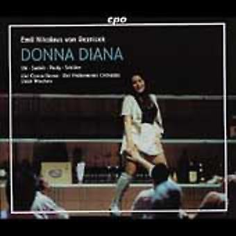 E.N. Von Reznicek - Emil Nikolaus Von Reznicek: Donna Diana [CD] USA import