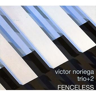 Noriega, Victor Trio + 2 - Fenceless [CD] USA importerer