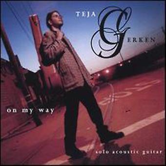 Teja Gerken - On My Way [CD] USA import