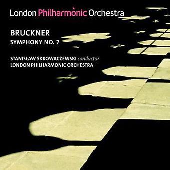 A. Bruckner - Bruckner: Symfoni No. 7 [CD] USA import