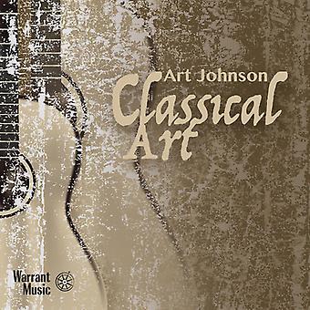 Art Johnson - klassisk kunst [CD] USA import