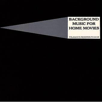 Background Music for Home Movies - Vol. 1-Background Music for Home Movies [CD] USA import