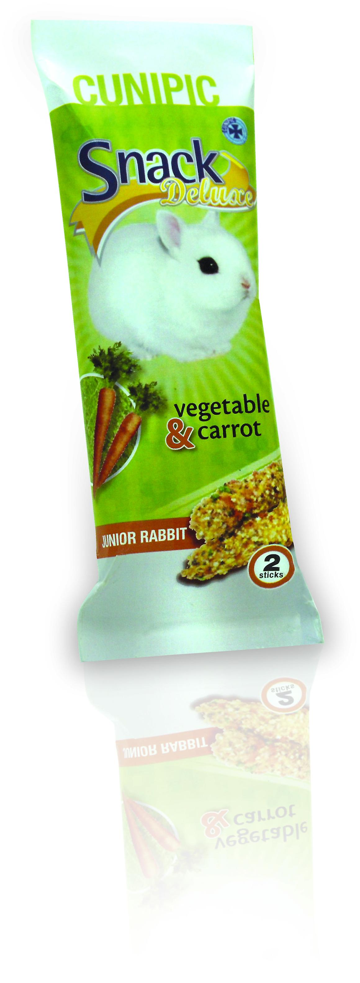 Cunipic Vegetable Sticks (Small pets , Treats)