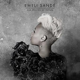 Emeli Sande - unsere Version der Ereignisse [CD] USA import