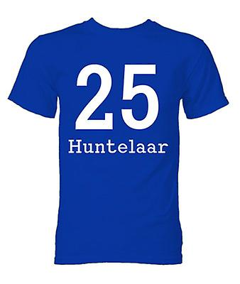 T-shirt de Klaas Jan Huntelaar Schalke Hero (Bleu)