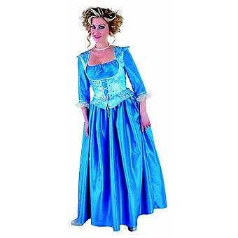 Women costumes Women Marchioness dress blue