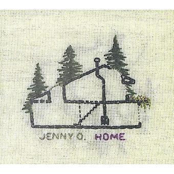 Jenny O. - hjem [CD] USA import